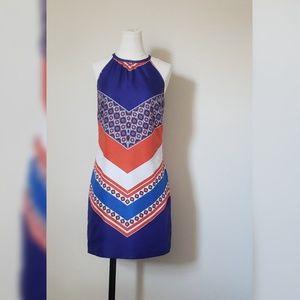 Banana Republic Colorful Dress